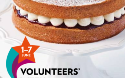 Volunteers Week – A chance to say Thank You