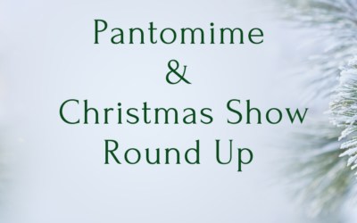 Pantomime & Christmas Show Round Up