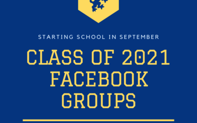 Starting School in September ? – Class of 2021 Facebook Groups