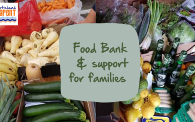 Food Bank & Support for Families